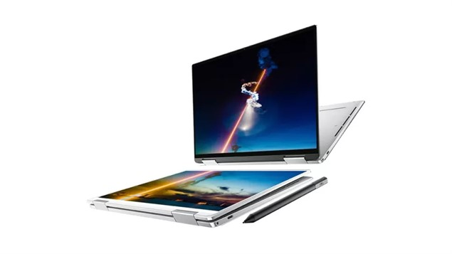 Ноутбук-планшет - Dell XPS 13 2 in 1 (2019)