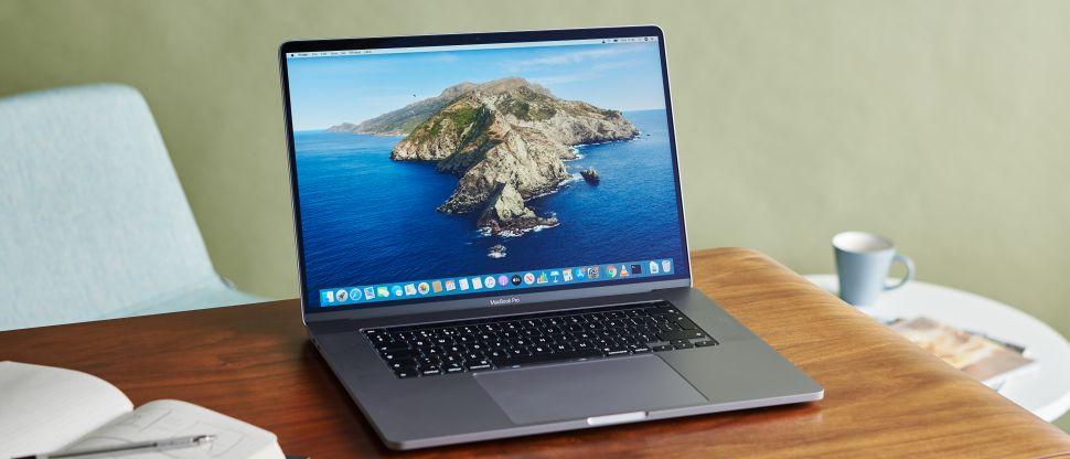 Обзор MacBook Pro 16 (2019)