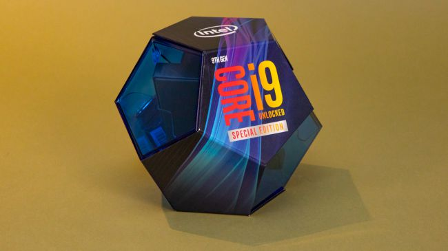 Процессор Intel Core i9-9900KS