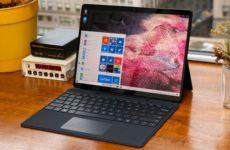 Планшет Surface Pro 7 (2019)