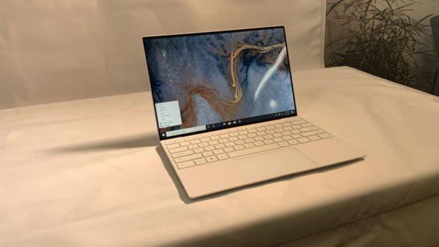 Обзор Dell XPS 13 (2020)