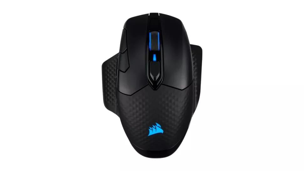Игровая мышь - Corsair Dark Core RGB Pro Wireless