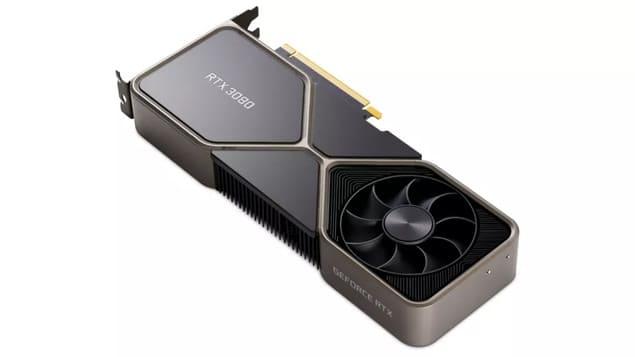 Лучшая видеокарта 2021 - Nvidia GeForce RTX 3080