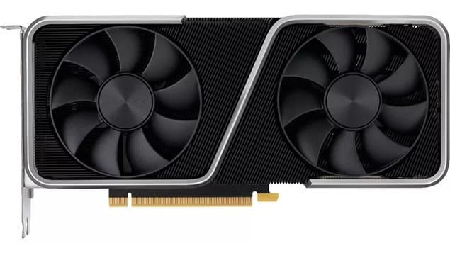 Лучшая видеокарта - Nvidia GeForce RTX 3060 Ti