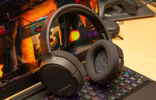 Наушники с хорошим микрофоном - SteelSeries Arctis 1 Wireless