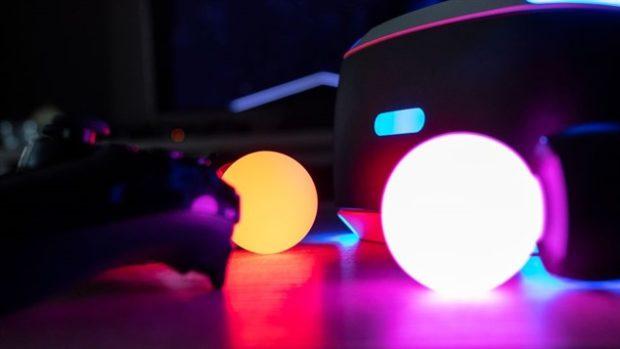 PlayStation Move и VR