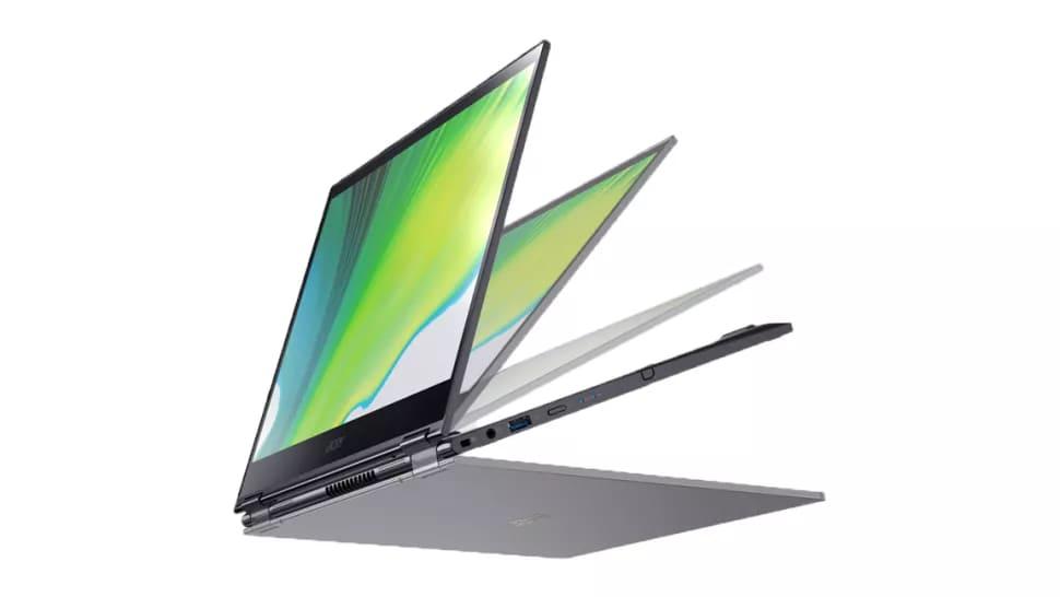 Лучший ноутбук 2 в 1 - Acer Spin 5 (2020)