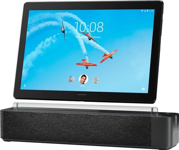 Лучший Android-планшет Lenovo Smart Tab P10