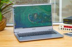 Обзор Acer Swift 3 (2019)