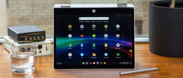 Обзор HP Chromebook x360 12b