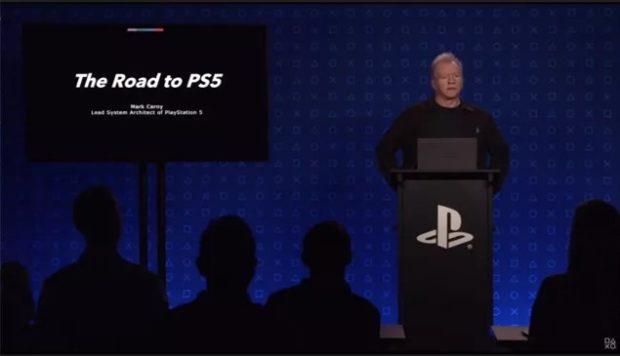 Характеристики PS5 - Презентация Sony