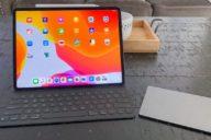iPad Pro 12.9 (2020) и Smart Keyboard