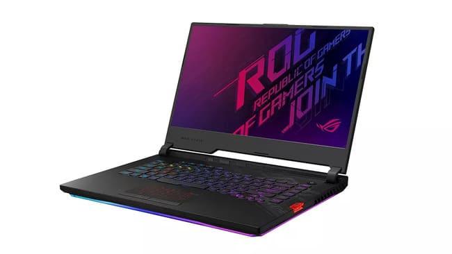 Игровой ноутбук Asus Strix Scar 15 (2020)