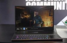 Лучшие игровые ноутбуки Asus