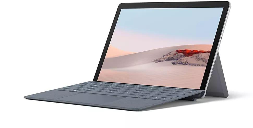 Лучший ноутбук для школы - Surface Go 2