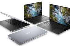 Новые ноутбуки Dell XPS 15 (2020)