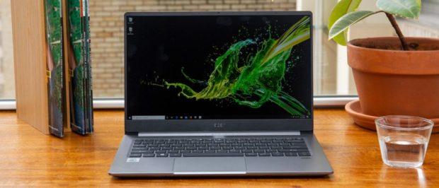 Обзор Acer Swift 3 (2020)