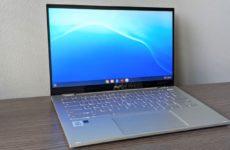 Обзор Asus Chromebook Flip C436