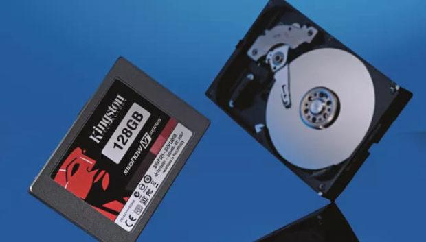 SSD против HDD