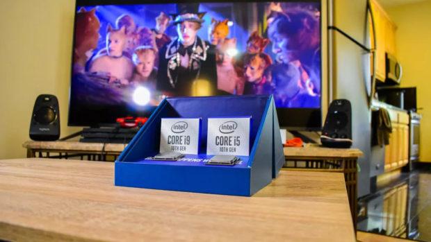 Обзор Intel Core i9-10900K