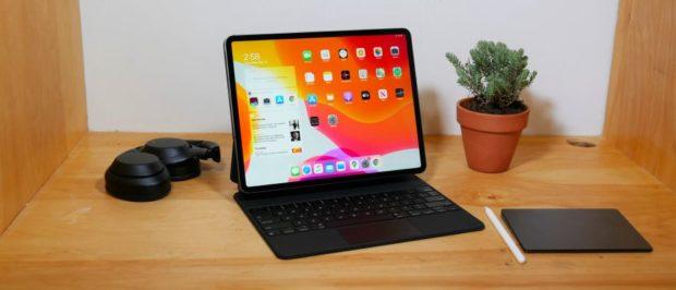 Обзор Magic Keyboard для iPad Pro