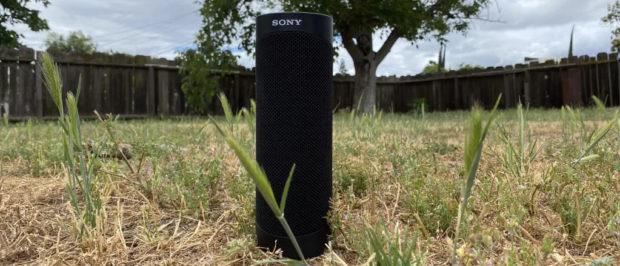 Обзор Sony SRS-XB23