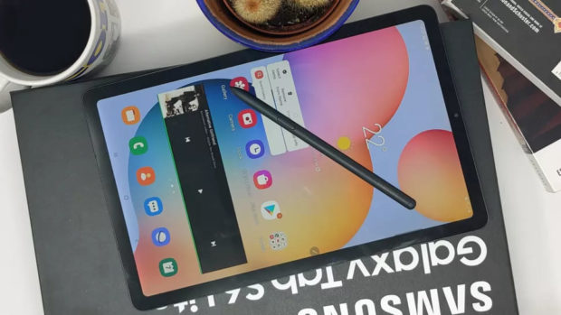 Планшет Samsung Galaxy Tab S6 Lite