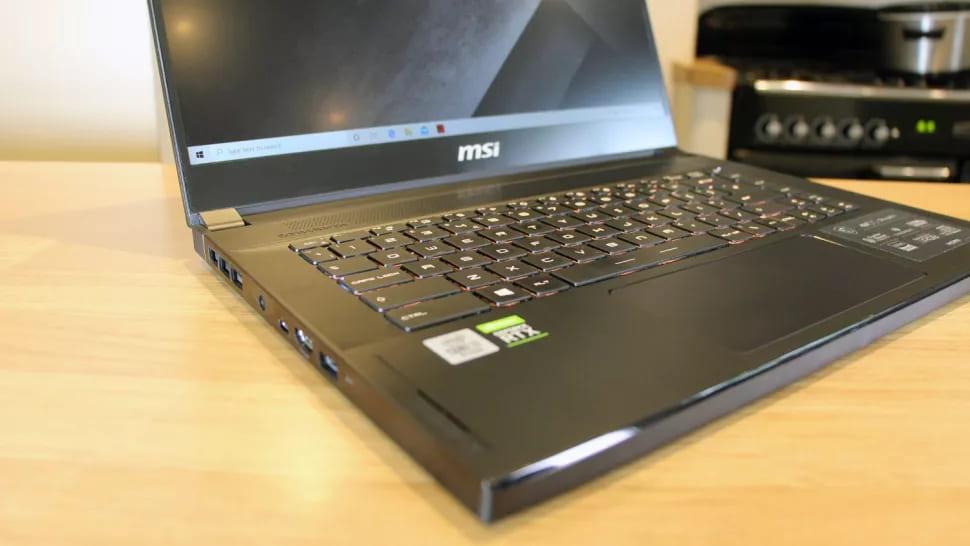 Игровой ноутбук MSI GS66 Stealth