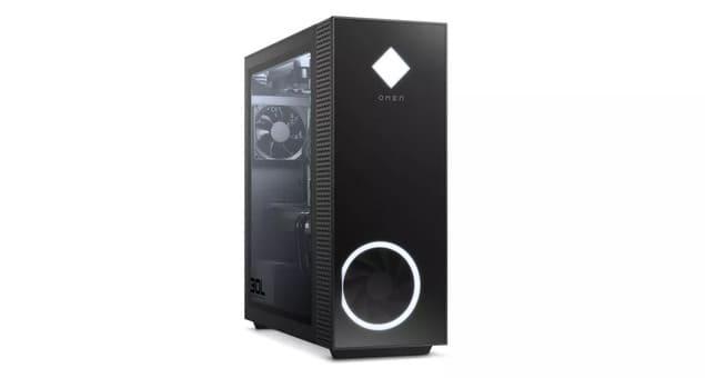 Лучший игровой компьютер - HP Omen 30L