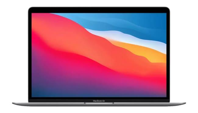 Лучший ноутбук для учебы - MacBook Air M1 (2020)