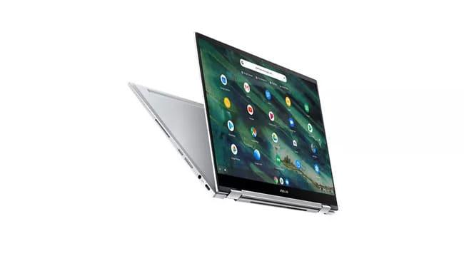 Лучший хромбук для учебы - Asus Chromebook Flip C436