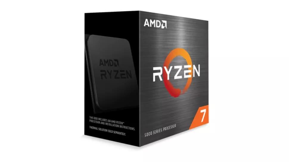 Игровой процессор - AMD Ryzen 7 5800X