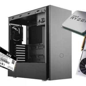 Конфигурация компьютера, как PS5 и Xbox Series X