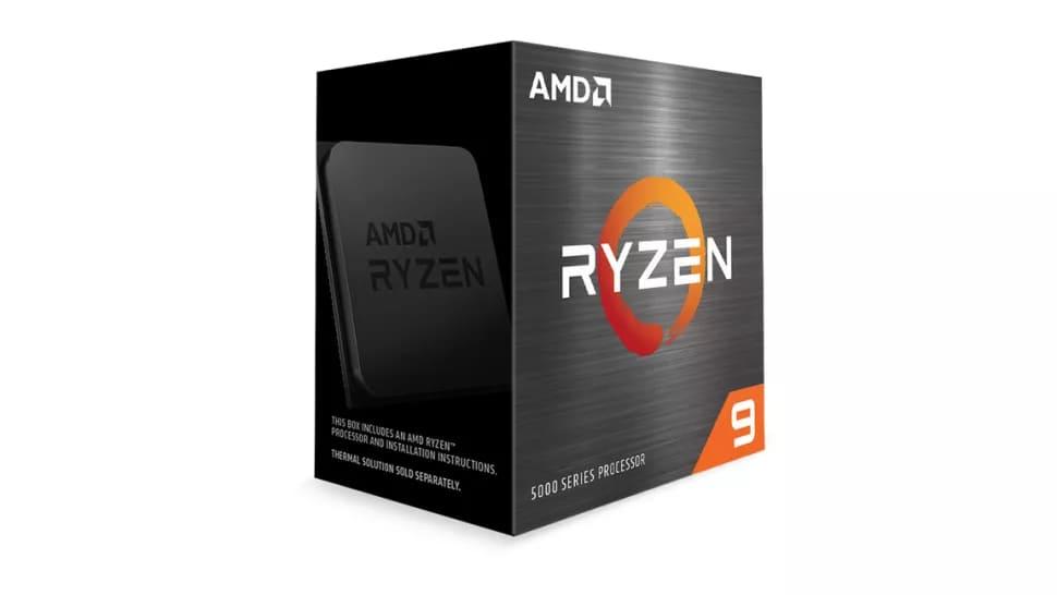 Лучший процессор - AMD Ryzen 9 5900X