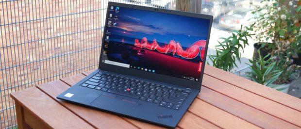 Обзор Lenovo ThinkPad X1 Carbon (2020)