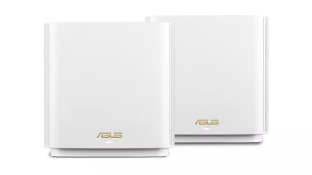 Стильный беспроводной роутер Asus ZenWiFi AX (XT8)