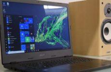 Обзор Acer Aspire 3 A317-32-C20M