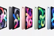 Новый iPad Air 4