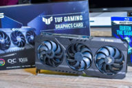 Обзор Asus GeForce RTX 3080 TUF Gaming OC