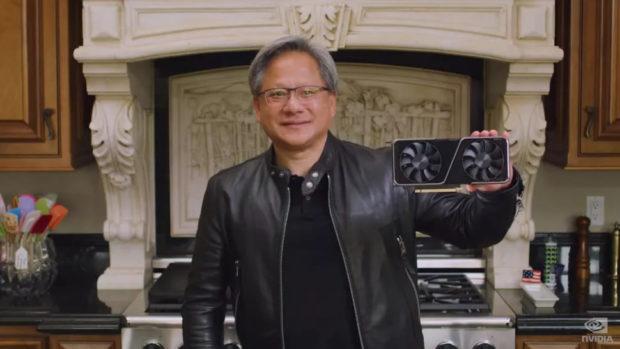 Презентация Nvidia GeForce RTX 3070