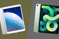 Сравнение iPad Air 4 и iPad Air 3
