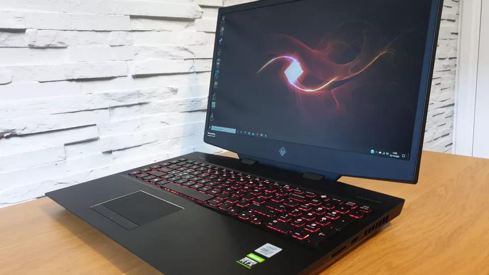Игровой ноутбук HP Omen 17 (2020)