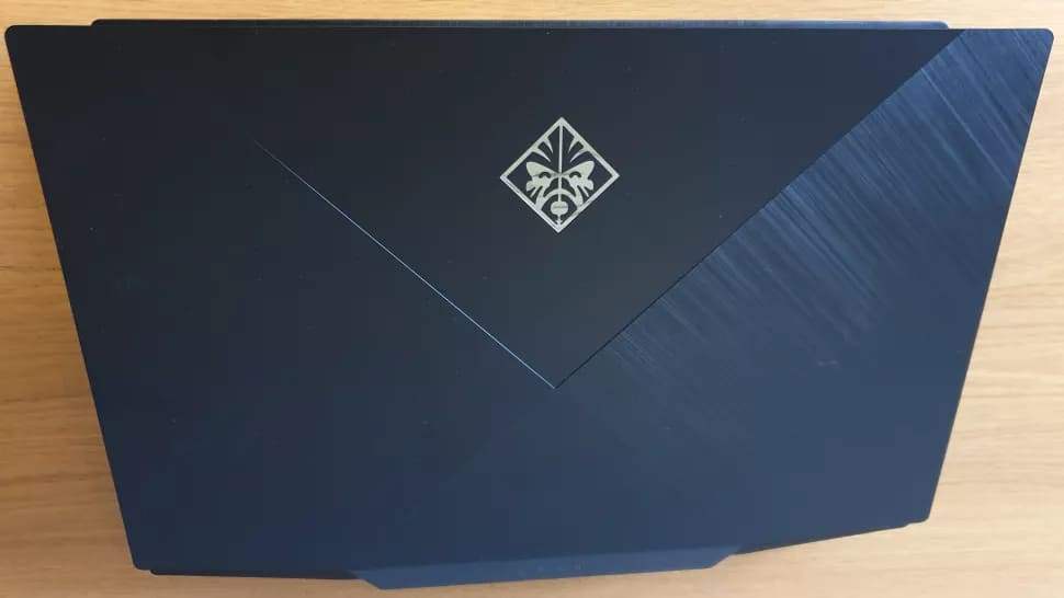 Крышка ноутбука HP Omen 17 (2020)