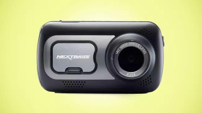 Лучший видеорегистратор - Nextbase 522GW