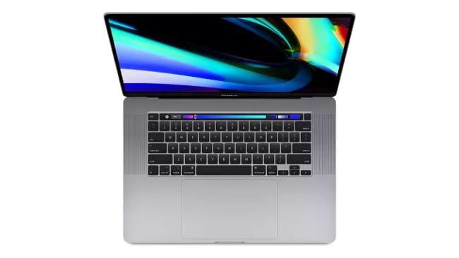 Мобильная рабочая станция MacBook Pro 16