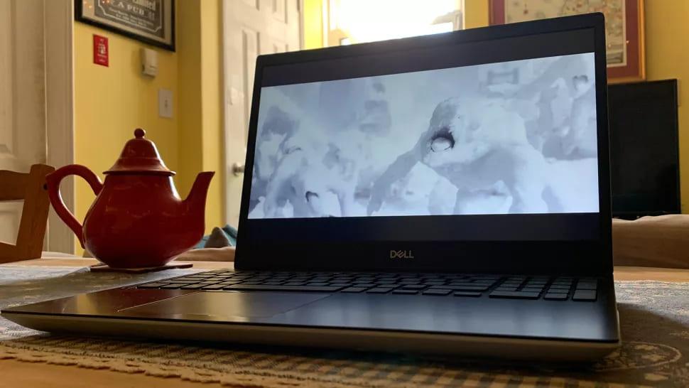 Ноутбук Dell G5 15 SE (2020)