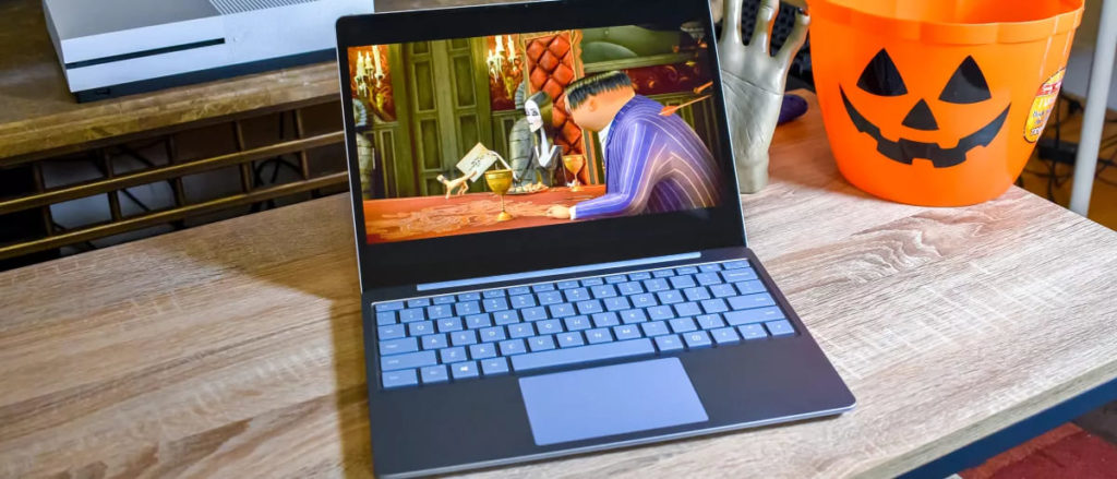 Обзор Surface Laptop Go