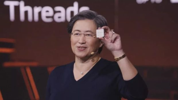 Презентация AMD Ryzen 5000