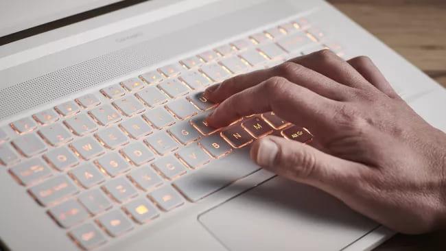 Работа с ноутбуком Acer ConceptD 7