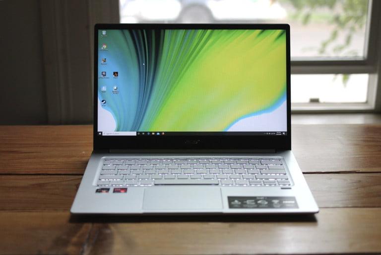 Бюджетный ноутбук - Acer Swift 3 (AMD)